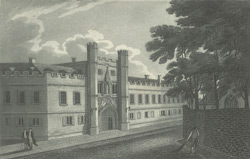 Christ's College, Cambridge